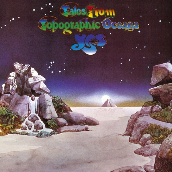 YES - Tales From Topographic Oceans cover