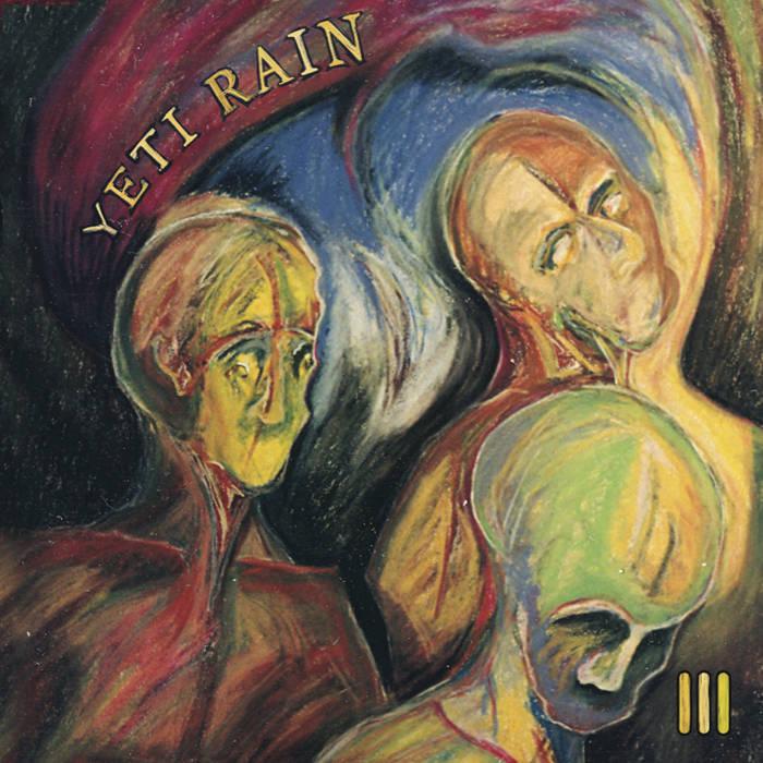 YETI RAIN - III cover