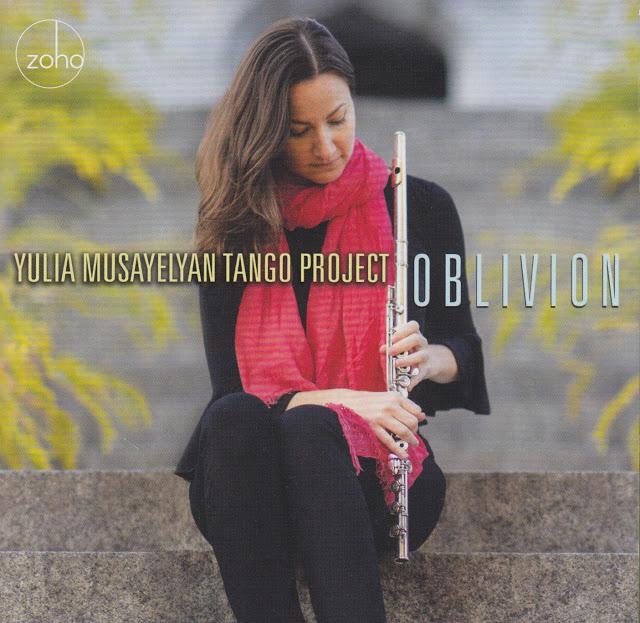 YULIA MUSAYELYAN - Oblivion cover