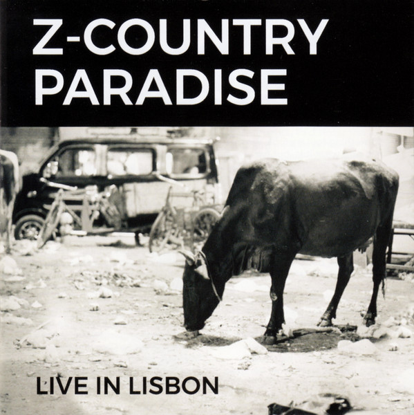 Z-COUNTRY  PARADISE - Live In Lisbon cover