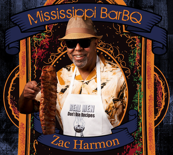 ZAC HARMON - Mississippi BarBQ cover