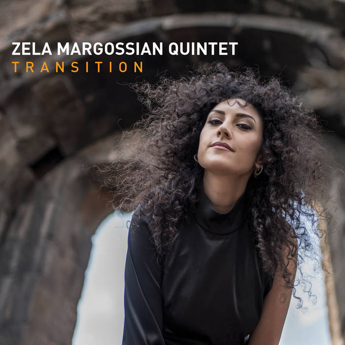 ZELA MARGOSSIAN - Transition cover