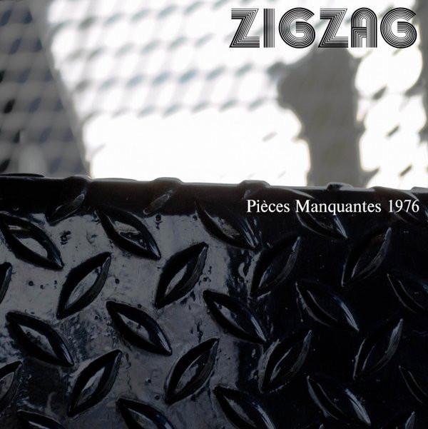 ZIG ZAG - Pièces Manquantes 1976 cover