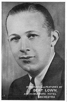 BERT LOWN picture