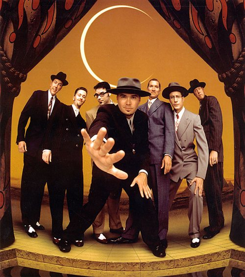 BIG BAD VOODOO DADDY picture