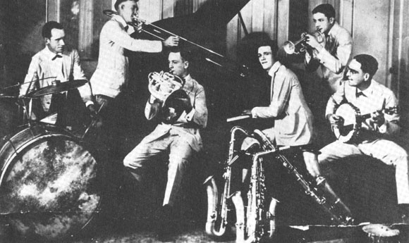 BROWNLEE'S ORCHESTRA OF NEW ORLEANS picture