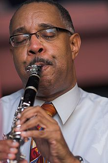 DR. MICHAEL WHITE (CLARINET) picture