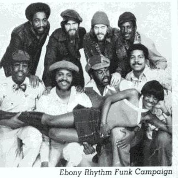 EBONY RHYTHM FUNK CAMPAIGN picture