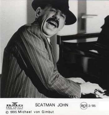 JOHN LARKIN / SCATMAN JOHN picture