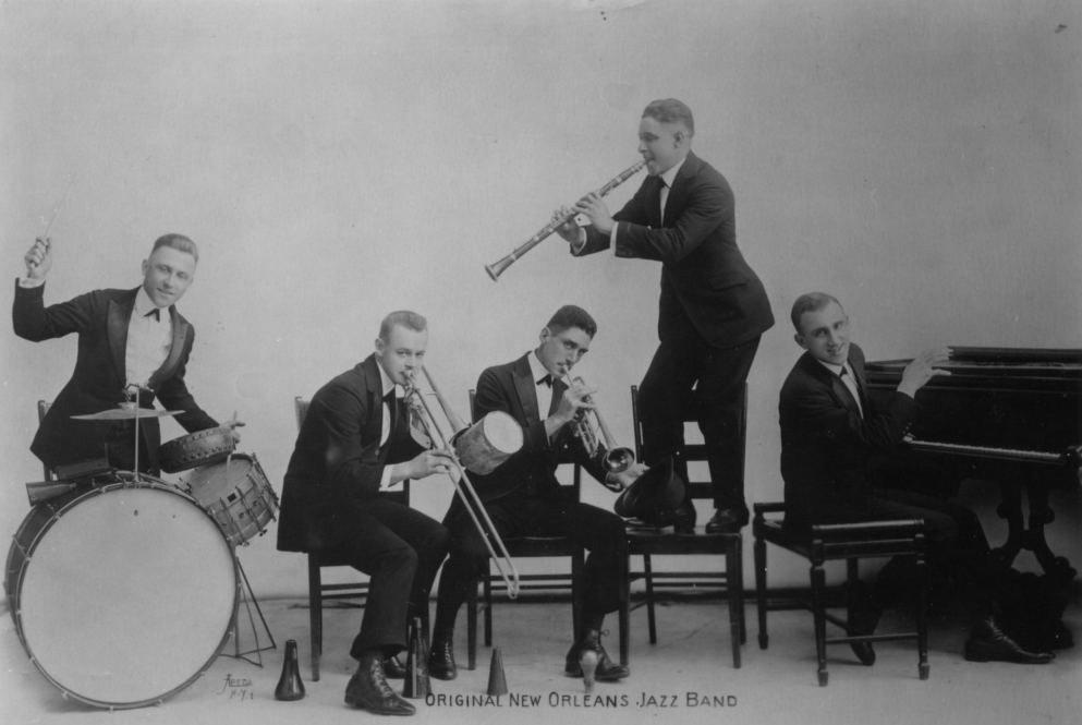 ORIGINAL NEW ORLEANS JAZZ BAND picture