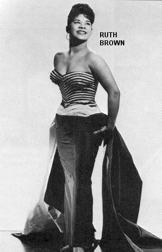 RUTH BROWN picture