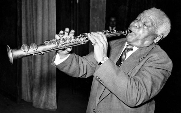 SIDNEY BECHET picture
