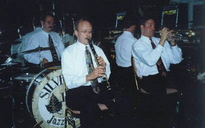 SILVER LEAF JAZZ BAND picture