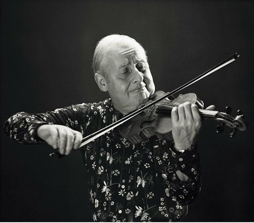 STÉPHANE GRAPPELLI picture
