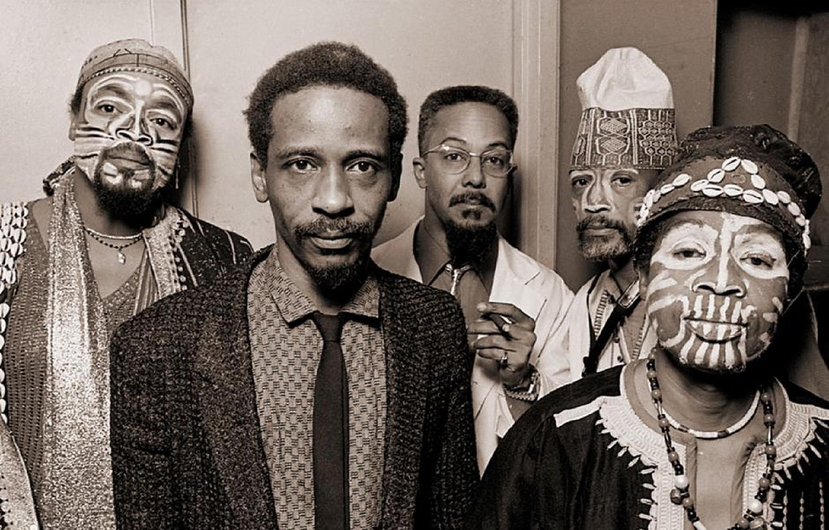 THE ART ENSEMBLE OF CHICAGO picture