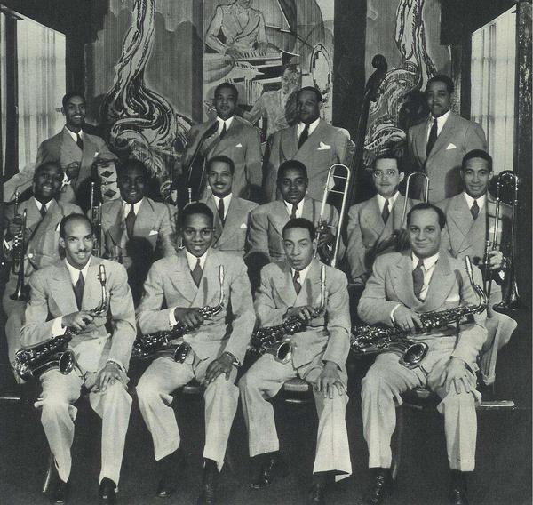 THE DUKE ELLINGTON ORCHESTRA picture