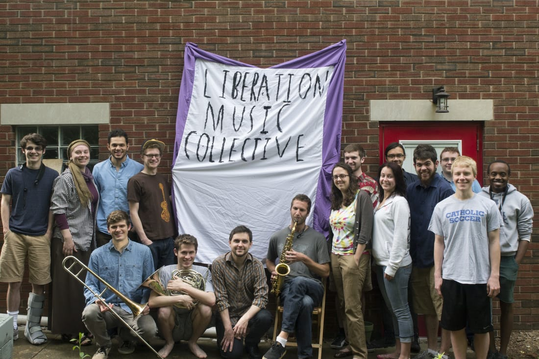 THE LIBERATION MUSIC COLLECTIVE picture