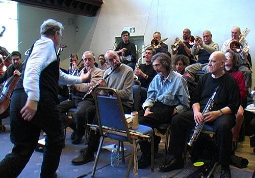 THE LONDON IMPROVISERS ORCHESTRA picture
