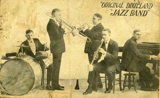 THE ORIGINAL DIXIELAND JAZZ BAND picture