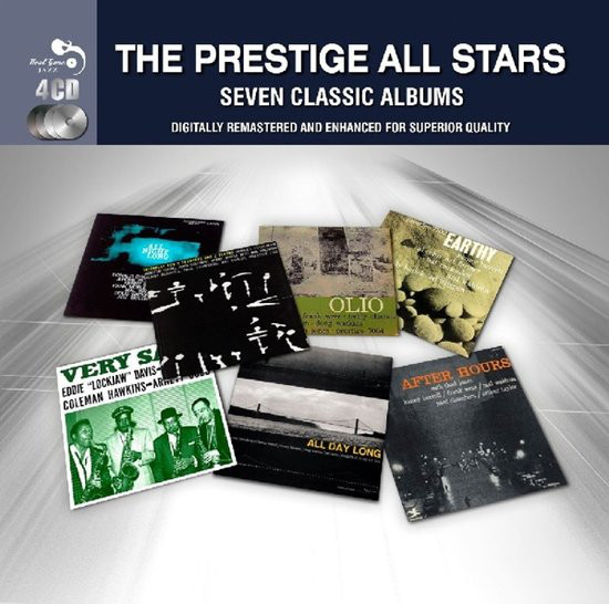 THE PRESTIGE ALL STARS picture