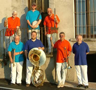 THE WEST JESMOND RHYTHM KINGS picture