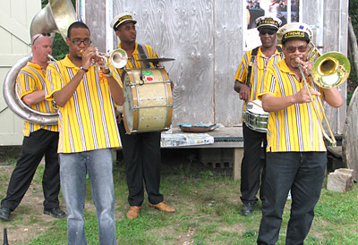 TREME BRASS BAND picture