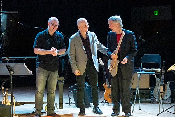 TRIO LINGUAE (KEVIN WOODS / JOHN STOWELL / MILES BLACK) picture