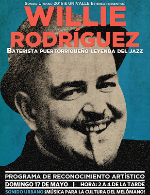 WILLIE RODRIGUEZ (PERCUSSION) picture
