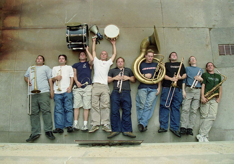 YOUNGBLOOD BRASS BAND picture