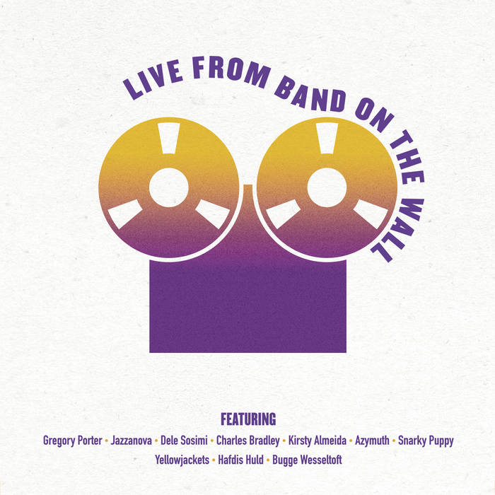 10000 VARIOUS ARTISTS - Live from Band on the Wall cover