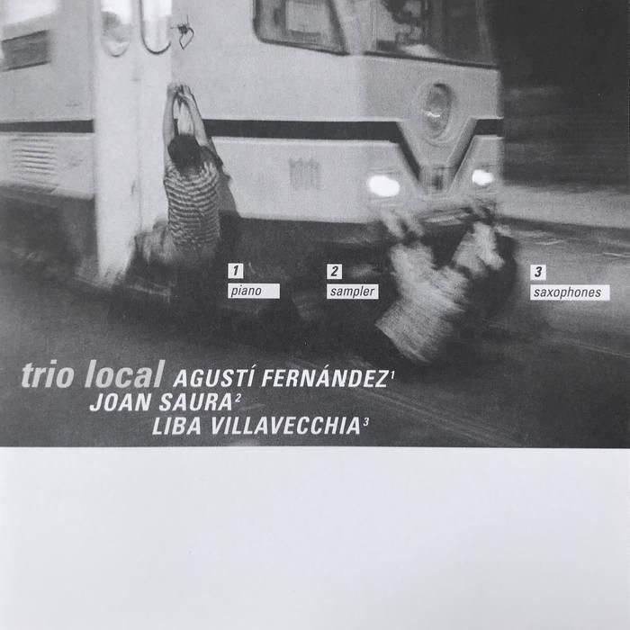AGUSTÍ FERNÁNDEZ - Trio Local cover