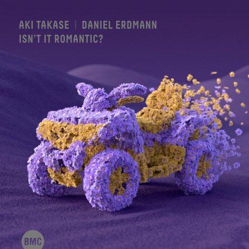 AKI TAKASE - Aki Takase, Daniel Erdmann : Isn't It Romantic? cover