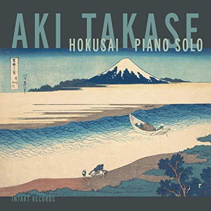 AKI TAKASE - Hokusai - Piano Solo cover
