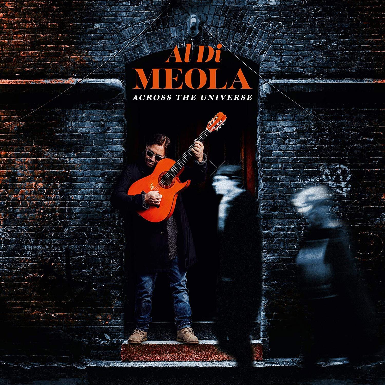 AL DI MEOLA - Across The Universe cover