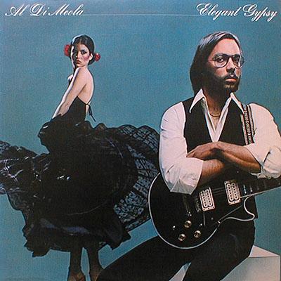 AL DI MEOLA - Elegant Gypsy cover
