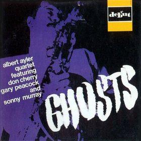 ALBERT AYLER - Ghosts (aka I grandi del Jazz, 12 aka Vibrations) cover