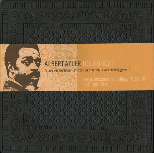 ALBERT AYLER - Holy Ghost cover
