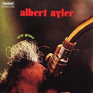 ALBERT AYLER - New Grass cover