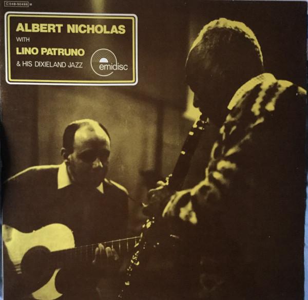 ALBERT NICHOLAS - Albert Nicholas in Milan cover