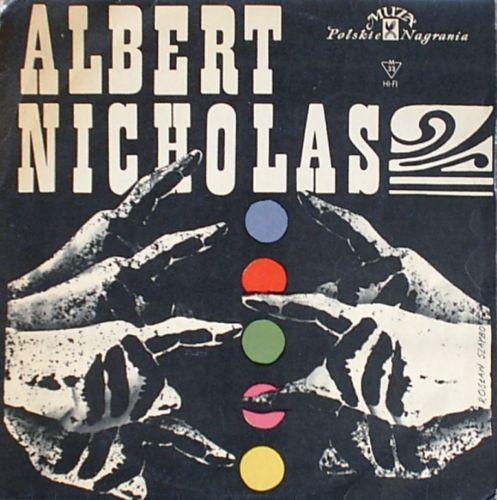 ALBERT NICHOLAS - Jazz Festival Sopot 1957 cover