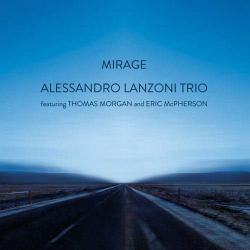 ALESSANDRO LANZONI - Mirage cover