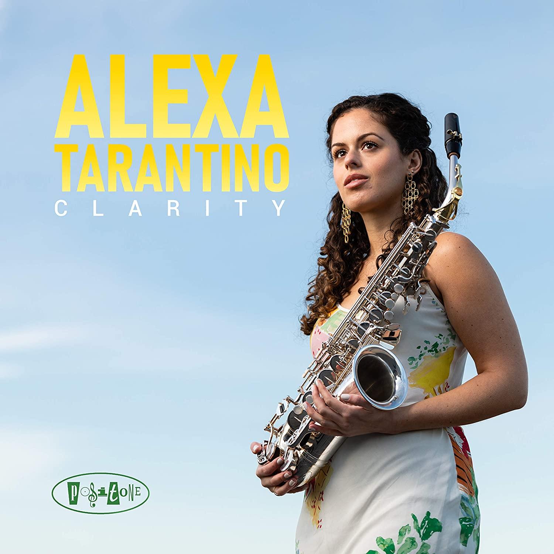 ALEXA TARANTINO - Clarity cover