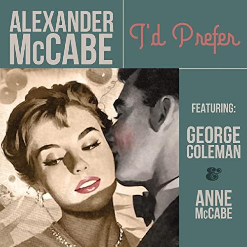 ALEXANDER MCCABE - Id Prefer cover