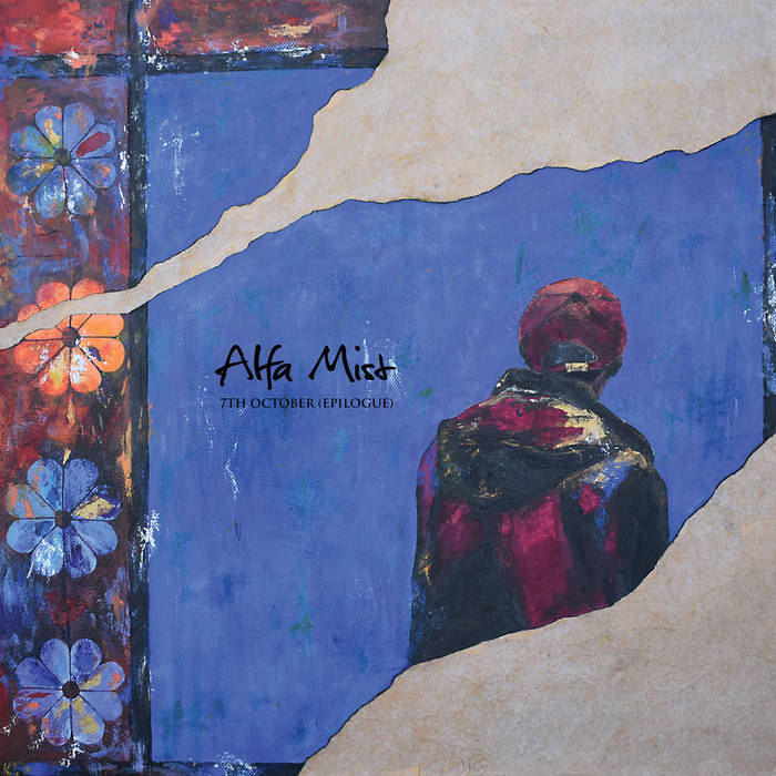 ALFA MIST - 7th October (Epilogue) cover