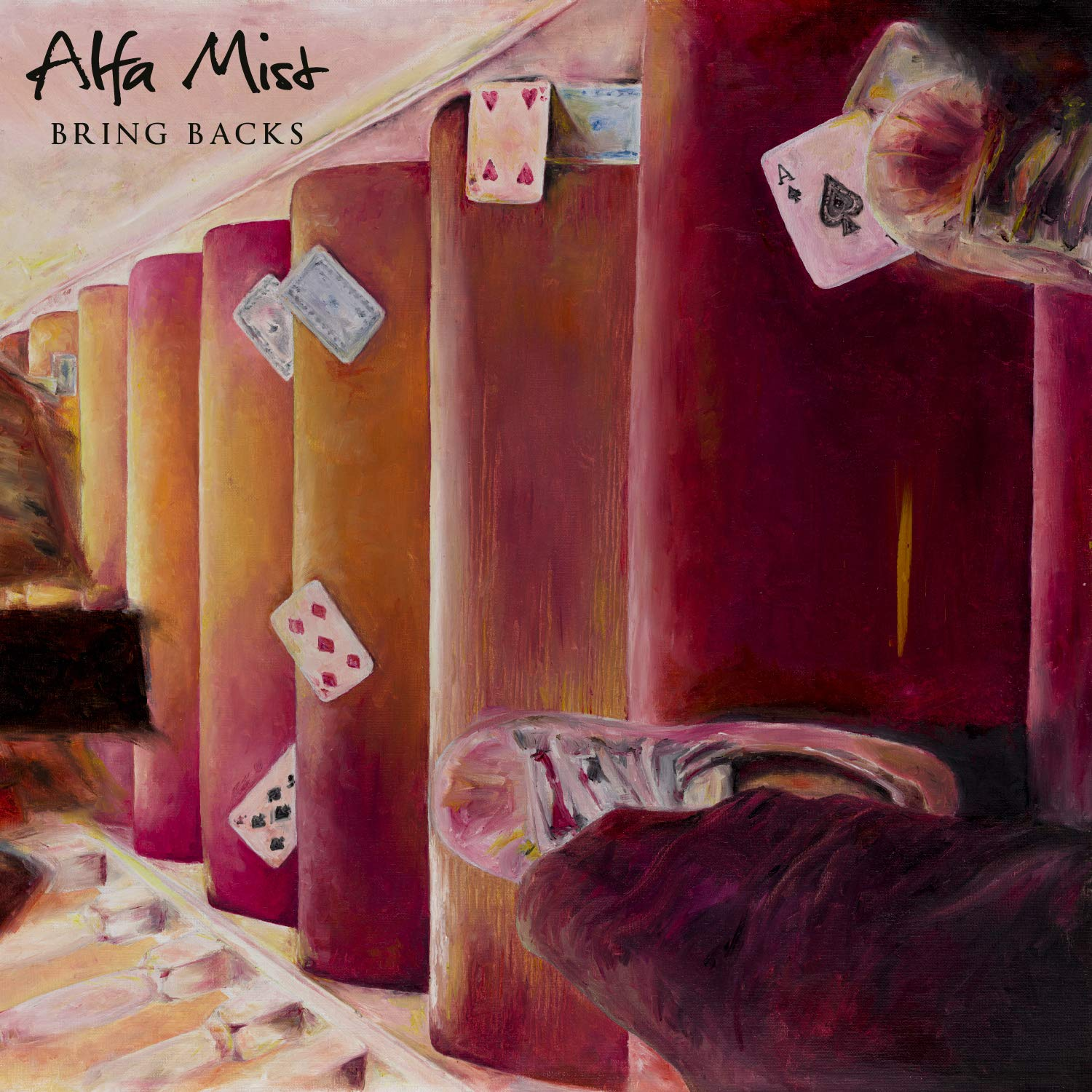 ALFA MIST - Bring Backs cover