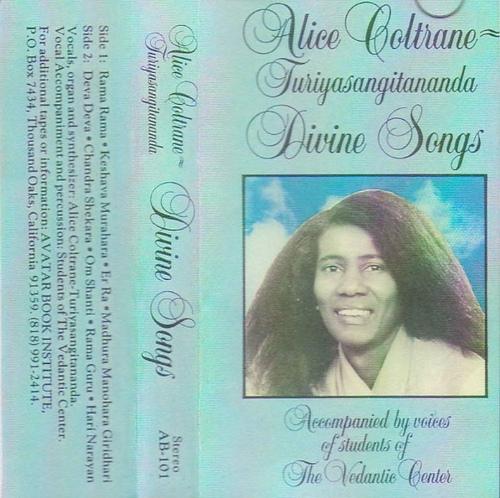 ALICE COLTRANE - Divine Songs cover