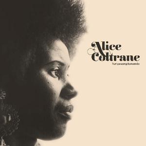 ALICE COLTRANE - Improvised Harp Solo cover