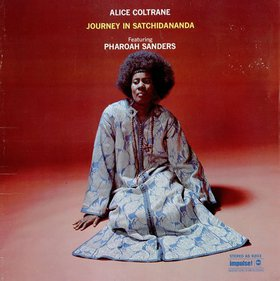 ALICE COLTRANE - Journey in Satchidananda cover