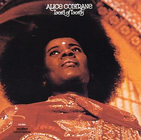 ALICE COLTRANE - Lord of Lords cover