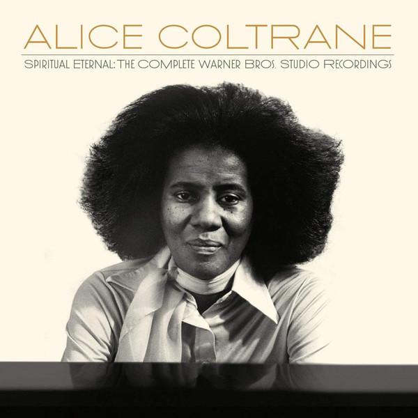 ALICE COLTRANE - Spiritual Eternal cover